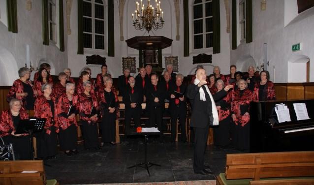Slavisch koor Byzantium uit Soest. (Foto: Bertus van Zwetselaar)