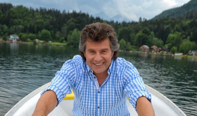 Andy Borg komt zaterdag naar openluchttheater Brilmansdennen in Losser. Foto: Kerstin Joensson