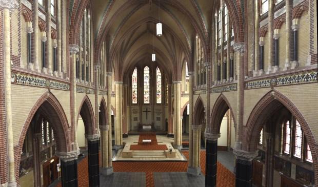 Gouwekerk. Foto: Marianka Peters