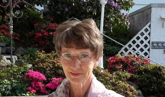 Mary den Dikken is enthousiast lid van de cliëntenraad Kortdurende Zorg. (Foto: Privé)