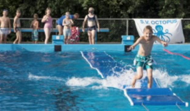 Net als voorgaande jaren wordt het zwemfestijn opgezet door de Vrienden van de Dompelaar in samenwerking met Optisport en andere verenigingen. (Foto: Privé)