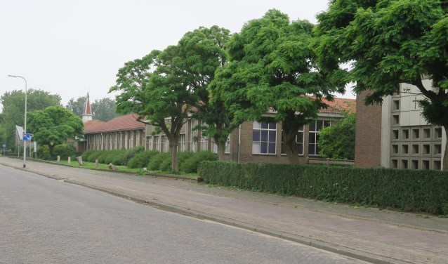 Onzekerheid blijft over gebouw Huishoudschool en twee kerken (Foto GvS)