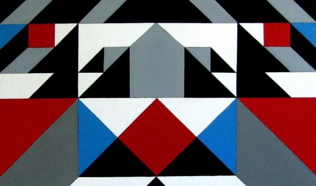De Schoonheid van Geometrie Foto: Monica Maat © Persgroep