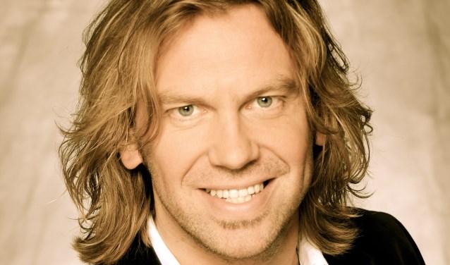 Martin van der Starre is een van de vele artiesten die optreedt tijdens Musicals in het Volkspark.