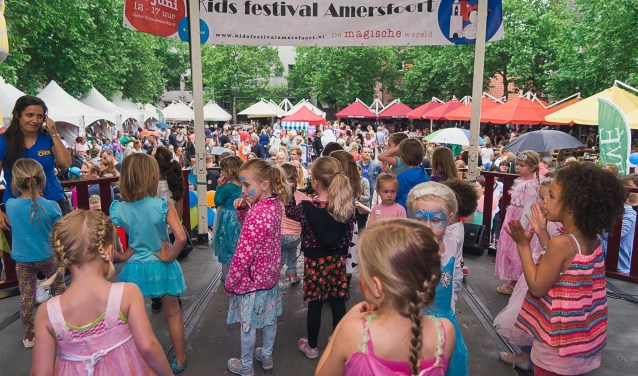 Kids Festival Amersfoort. Foto: VoorBeeldig fotografie