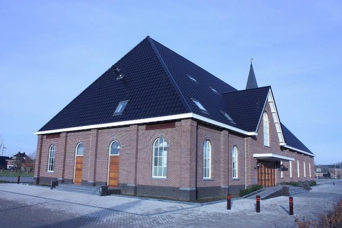 De Pniëlkerk in Barneveld.