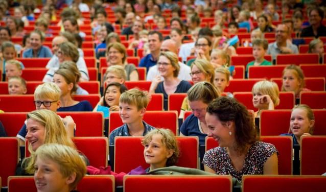 Hoe werkt aandacht? Dat ontdekken kinderen van 8 tot en met 14 jaar en hun ouders tijdens de interactieve familielezing op zondag 24 juni in TivoliVredenburg.