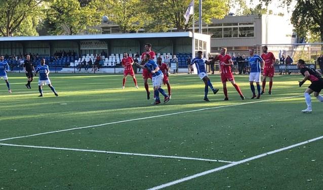 Rijsoord was kansloos tegen Excelsior Maassluis (Foto PR)