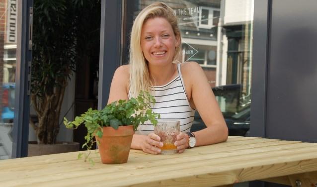 """Amanda Drost: """"Vanuit een diep verlangen om mensen te verbinden ben ik in april Work Garden gestart."""""""
