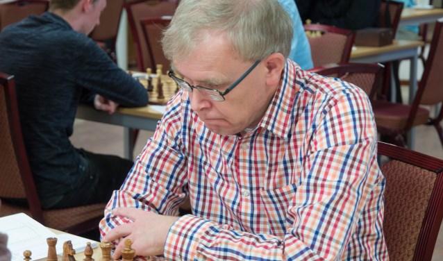 Henk Prins in actie. (Foto: Privé)