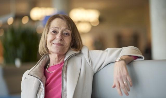Lidy van Gorp uit Uden is ambassadeur van het Catharina Onderzoeksfonds.