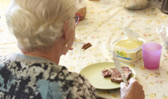 Kloek is gespecialiseerd in bevelingsgerichte zorg voor mensen met dementie.
