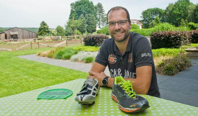 Als fanatiek sporter en voorzitter van de Nijmeegse triatlonvereniging Cerberus vindt Alexander het fantastisch om in een organisatie te mogen werken die zich voor honderd procent richt op de loopsport. (Foto: Maaike van Helmond)
