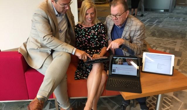Vorige week maakten ook wethouders Cees Schreuders (Aalburg), John Bakker (Werkendam) en Paula Jorritsma (Woudrichem) de huistest.