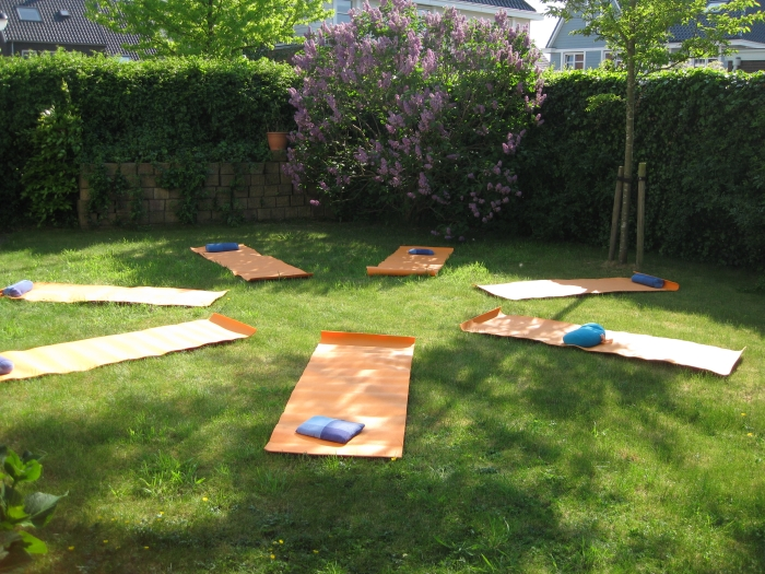 Midzomer Yoga Workshop