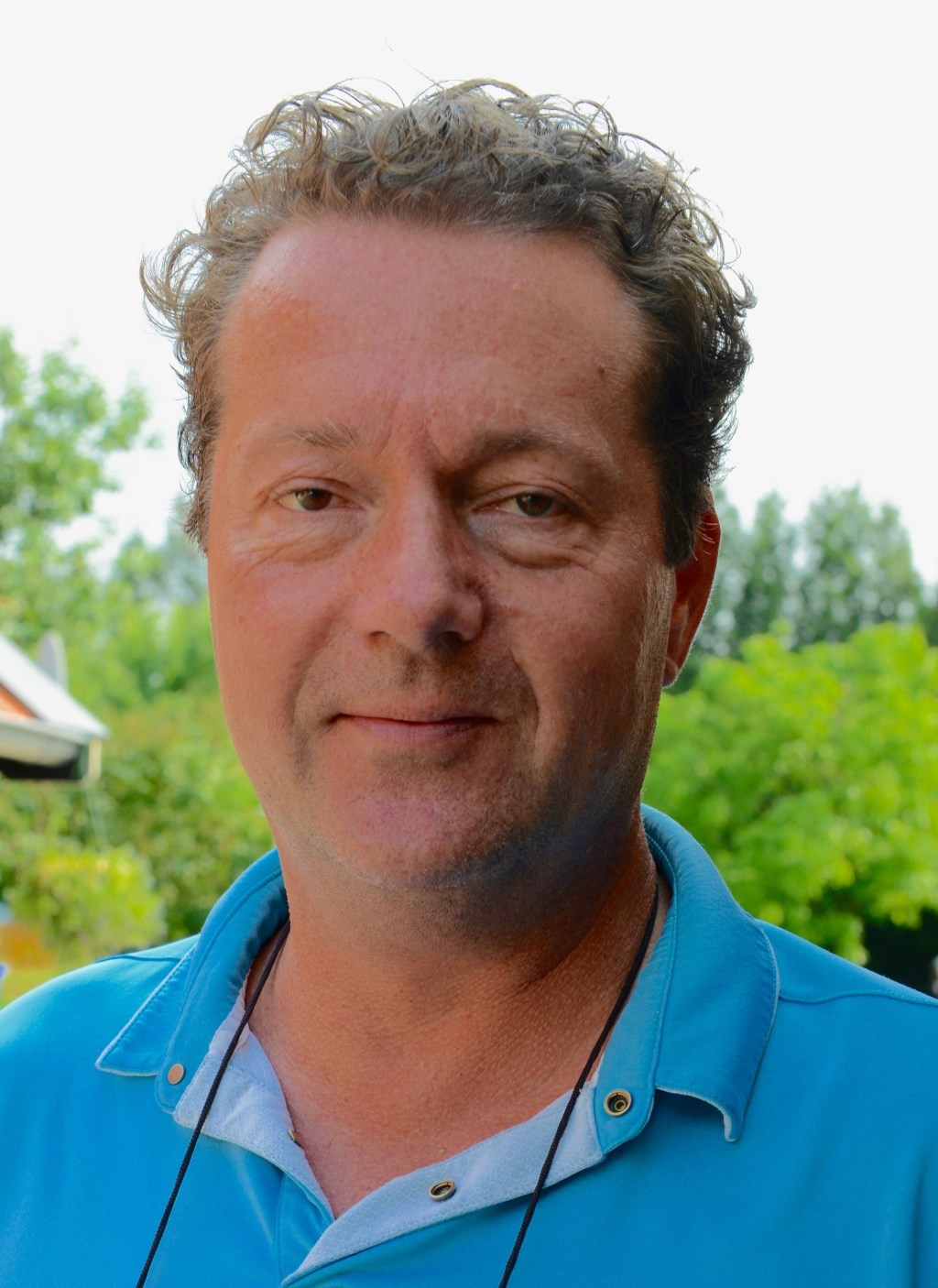 Ben Hölscher is teleurgesteld in de plaatselijke politiek  © Persgroep