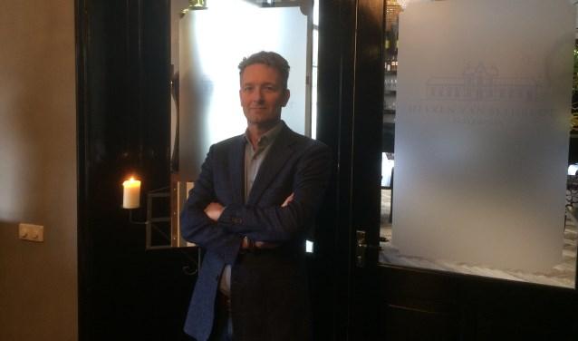 Patrick Baanen, eigenaar van de Heeren van Slydregt. (Foto: Privé)