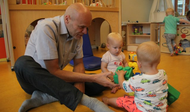 Met spelen, spelend leren, leren en lerend spelen wil PIT kinderen de beste ontwikkelkansen bieden, zegt Ad Vos. (Foto: Privé)