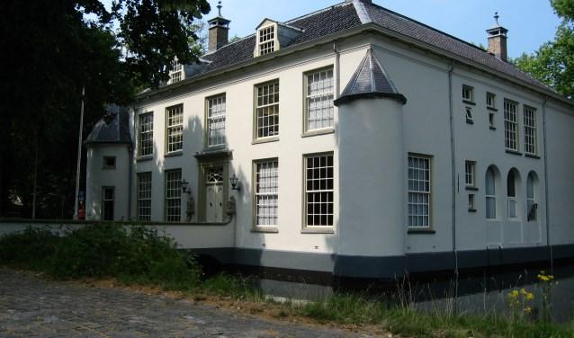 Slot Limburg in Oosterhout