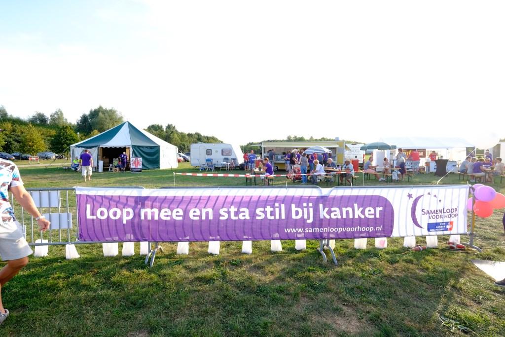 Sfeerimpressie van de SamenLoop voor Hoop De Liemers 2016