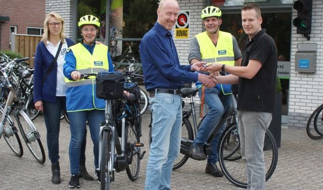 Leijenhorst 2wielers en biketeam EHBO