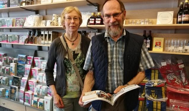 Joop en Ans komen zelf uit een erg mooie omgeving, maar zijn erg benieuwd naar Oldenzaal en omgeving.