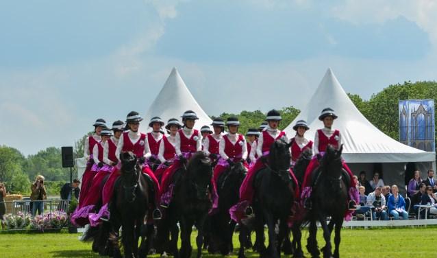 De Land van Cuijkse Paardendagen trekken jaarlijks veel bekijks. (foto: persfoto)
