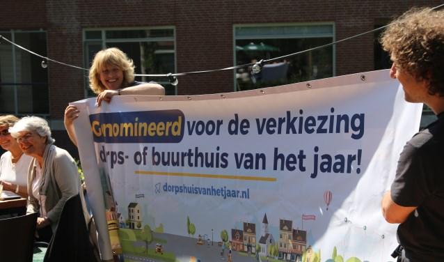 Angelique Krüger zal op TV Gelderland verslag doen van de wedstrijd en gaat langs bij de zes genomineerden. (foto: PR)
