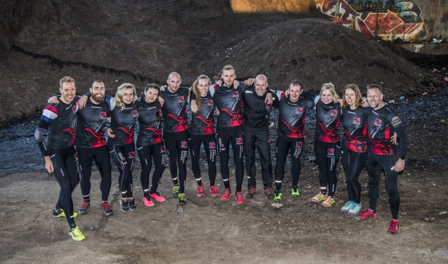 Team Foto: Team Outdoor-OCR © Persgroep
