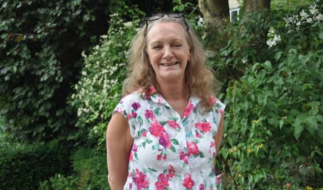 Bea van Doorn: Het Helen Dowling Instituut helpt mij om beter te functioneren. FOTO: Julie Houben
