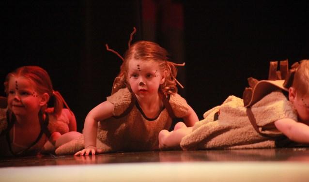 De dansvoorstelling Alice in Wonderdans was een daverend succes!