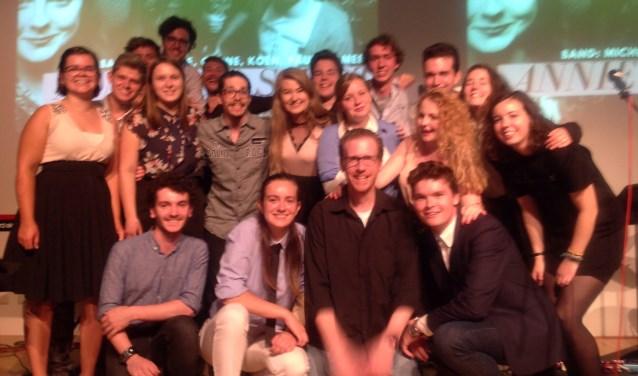 Tweedejaars muziekstudenten van de Academie voor Muziekeducatie in Tilburg.