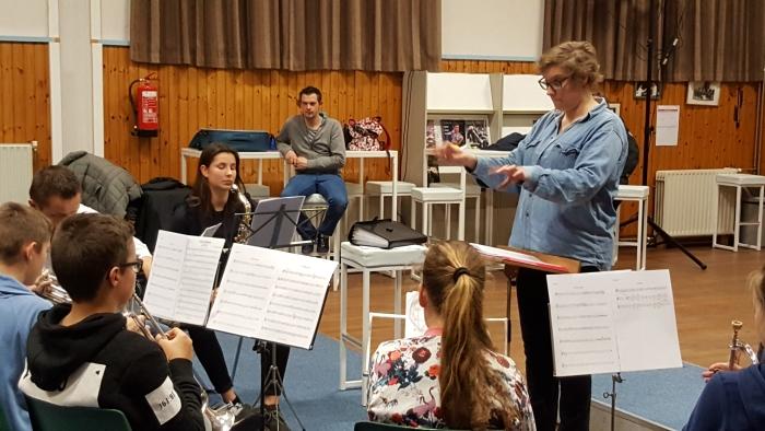 Veers Leerlingen Orkest o.l.v. Petra van Antwerpen