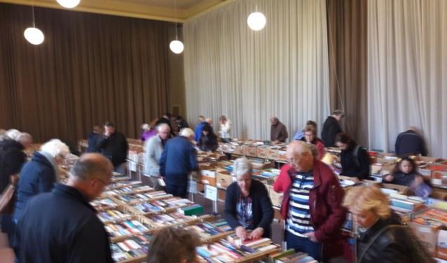 boekenmarkt PGH Foto: eigen © Persgroep