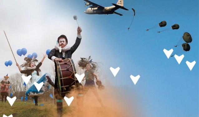 Het Zuiderwaterlinie-Festival op Fort Isabella in Vught en op de Elshoutse Zeedijk heeft een zeer gevarieerd en bijzonder programma vol muziek, theater en kunst!