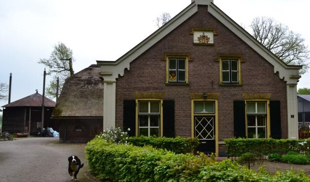 Boerderij Wellom van de familie Oskam aan de Heetvelderweg is genomineerd voor een mooie prijs.