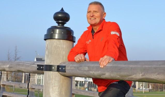 Bert Eskes is organisator van de zesde editie van De Loop van Leidsche Rijn. Foto: Ronald Correlje