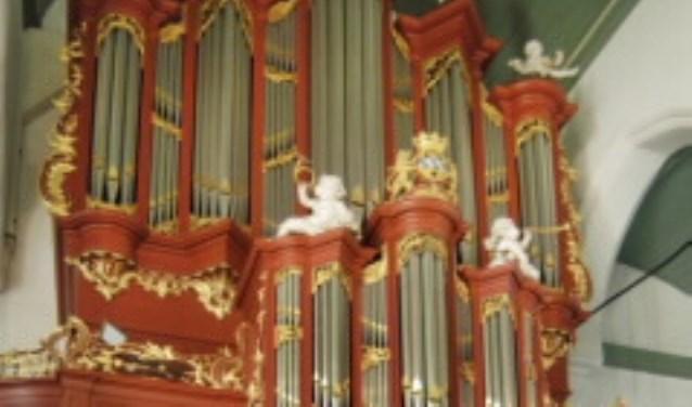 Na de restauratie zal het Bätz-orgel in de Petruskerk weer prachtig klinken op basis van de originele klank uit 1768.