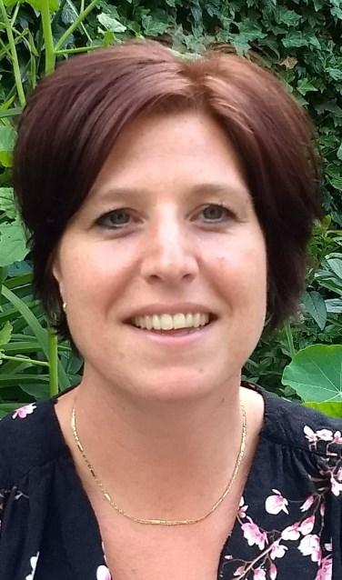 Joyce Nijboer, zelf moeder van twee kinderen, gaat vanaf september lessen kinderyoga verzorgen in Neede.