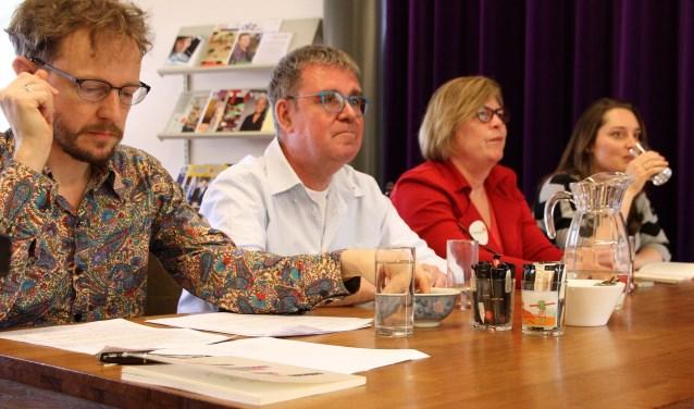 De jury van de Parade der Poëten in Leusden had vorig jaar een zware klus. De Amersfoortse jury krijgt veel meer gedichten ter beoordeling.
