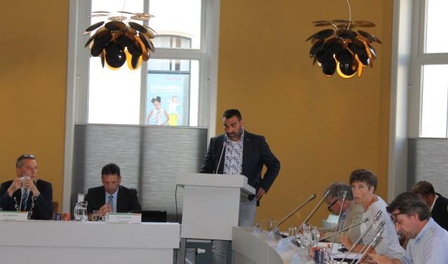 Raimond Smit (formateur namens het CDA) vindt het jammer dat de formatie niet is gelukt.