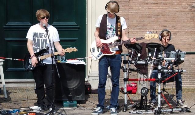 Jonge leden van de Evangelische Broedergemeente schreven  zelf een musical over de Hernhutters in Zeist.