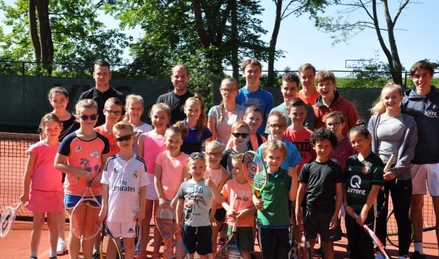 Op 10 juni kan jong en oud kennis kennismaken met de sport en de vereniging. (Foto: Privé)