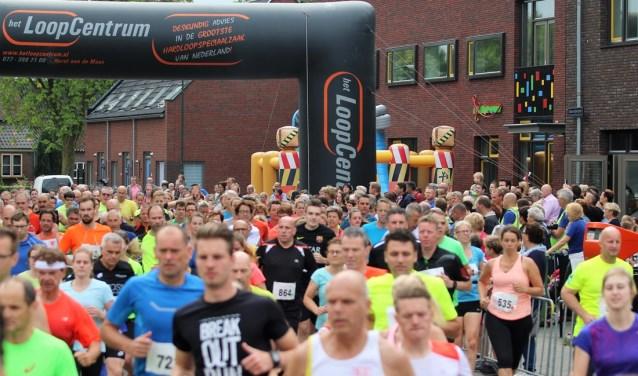 Omdat het Maasland Run Classic 25 jaar bestaat, wint ook de 25ste finisher een prijs.