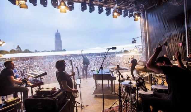 De Rijnweek editie 2018 zit weer boordevol bekende artiesten. De verwachting is dat duizenden de optredens zullen meemaken. (Foto: Danny van de Berg)