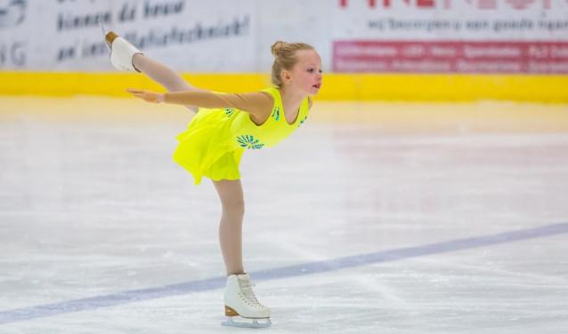 Een van de talenten is Kate van Mazijk. In totaal zijn vijftien Lansingerlandse talenten genomineerd voor de titel Sporttalent of Cultuurtalent van het jaar. Foto: Piet_van_Es