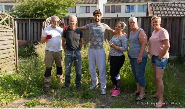 Mix & Match: vrijwilligerswerk met en door vluchtelingen