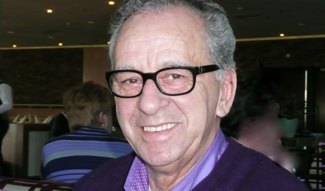 Wim van der Linden, tijdelijk voorzitter van EVR.