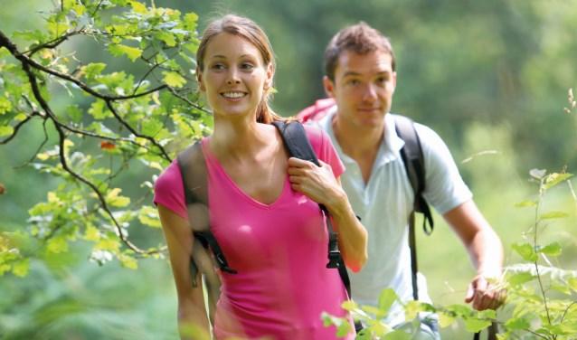 Bij de Achterhoekse Wandel4daagse kun je er ook voor kiezen om bijvoorbeeld één dag te lopen. (foto: Achterhoekse Wandel4daagse)