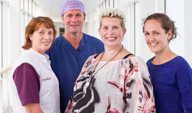Het (medisch) team van het Obesitascentrum van het St. Antoniusziekenhuis. Foto: St. Antoniusziekenhuis.